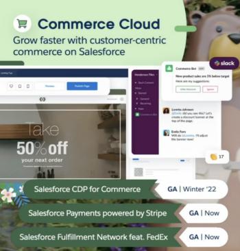 Commerce Cloud Announcements