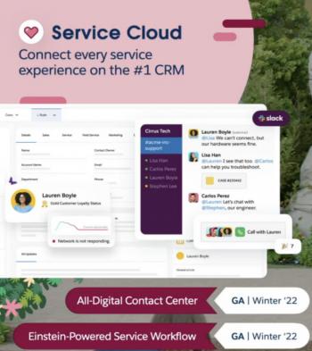 Service Cloud Announcements