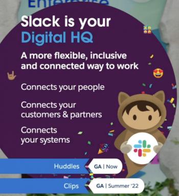 Slack Announcements